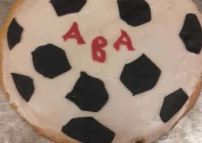 Aab kage fodbold