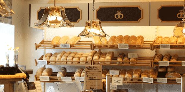 Nørregades Bageri 1